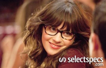 New-Girl-Zooey-Deschanel-Adorkable-in-glasses