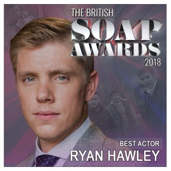 Ryan Hawley BSA 2018 Nom
