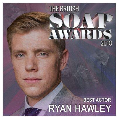 Ryan Hawley BSA 2018 Nom