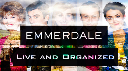 Emmerdale Live and Organized Tracy