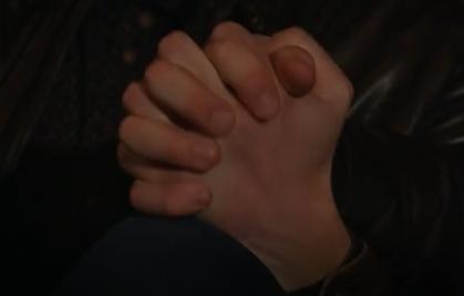 Robron hands